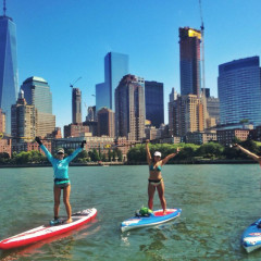 Paddle The Piers: 5 Water-Based Activities To Try This Summer