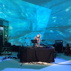 Lily Donaldson Celebrates World Oceans Day With Project 0 At The Milk Penthouse