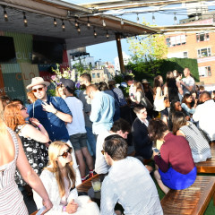 The Drift At Gansevoort Park Avenue Official Opening Party