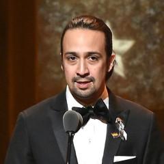 Lin-Manuel Miranda's Moving Speech Won The Tony Awards