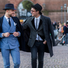 The Hottest Street Style Dudes At Pitti Uomo 2016