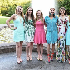 Best Dressed Guests: The Central Park Conservancy's Evening In The Garden 2016