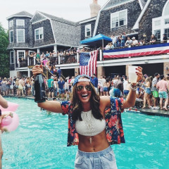 How The Hamptons Does 4th Of July Weekend: 20 Wet & Wild Instagrams