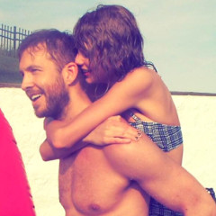 Calvin Harris Totally Just Taylor Swifted Taylor Swift