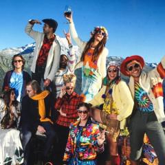 Eugenie Niarchos Celebrates Her 30th Birthday With A Fashionable #FriendshipWeekend In St. Moritz