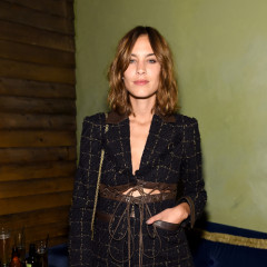 Keira Knightley & Alexa Chung Toast Rosetta Getty's New Collection At Rose Bar