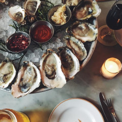 Where New York's Top Chefs Go On Date Night