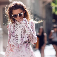 Blogger & Street Style Star Bridget Bahl Shares Her Fashion Week Survival Tips