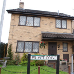 Harry Potter's Childhood Home Is For Sale (& You Can Buy It!)