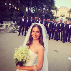 The Billionaire Wedding Outshined By Its Star Studded Guest List