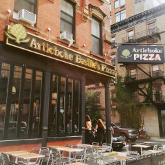 Artichoke Pizza Is Coming To Bay Ridge