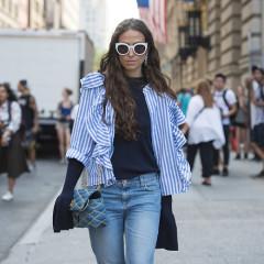Fashion Week Street Style: Day 1