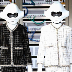 5 Things To Know About Chanel's Techie Show In Paris