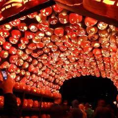 6 Unbelievable Pumpkin Festivals Across America