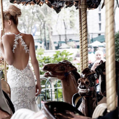 4 Unique Bridal Trends From Brides Magazine's Elle Strauss