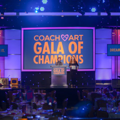Inside The CoachArt Gala Of Champions 2016