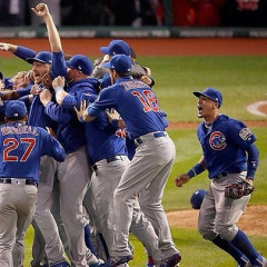 Oh Right, The World Series Was Last Night