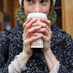 Would You Drink A Bone Broth Cappuccino?