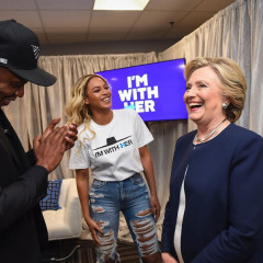 Election 2016: Who Are Your Favorite Celebrities Voting For?