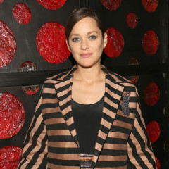 Marion Cotillard Is French Perfection At The Cinema Society Screening Of