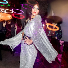 Inside Marc Jacobs' Glam '80s Disco Bash In NYC