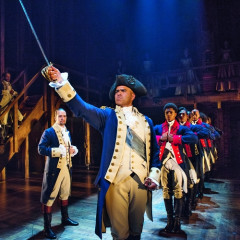 A FREE Hamilton Performance Is Coming To NYC