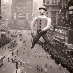 The Macy's Thanksgiving Day Parade Through The Ages