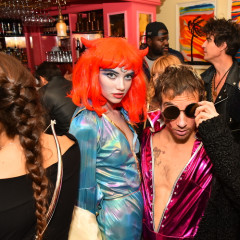 AMPM Group Hosts Halloween At Paul's Baby Grand