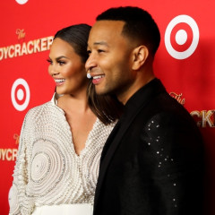 Chrissy Teigen & John Legend's 'The Toycracker' Debuted At Target's Holiday Party