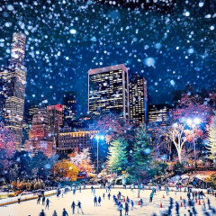 The Best Spots To Go Ice Skating In NYC