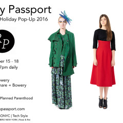 You're Invited: Runway Passport Holiday Pop-Up 2016