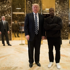 Kanye West Just Met With Donald Trump: Here's Why