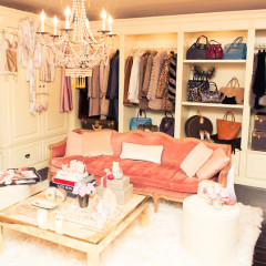 Inside The Most Extravagant Celebrity Closets