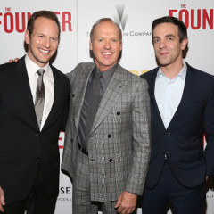 Michael Keaton & B.J. Novak Are Dapper As Ever At The NYC Screening Of
