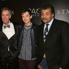 Bill Nye & Neil deGrasse Tyson Bring Science To A Screening