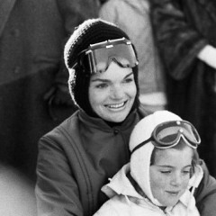 Vintage Ski Bunnies That Will Make You Wish There Was More Snow