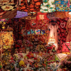 Creepy Or Beautiful? Inside A Hoarders-esque Art Exhibit
