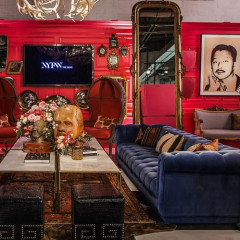The Ultimate Fashion Week Lounge You Need To Hit Up