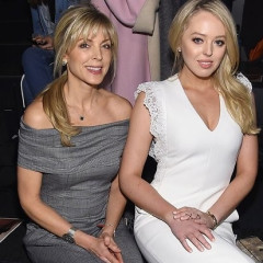 Tiffany Trump Brought The Secret Service To Fashion Week