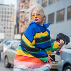 Fashion Week Street Style: Day 6