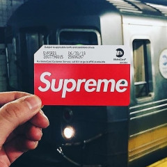 Would You Pay $1000 For A Supreme MetroCard?
