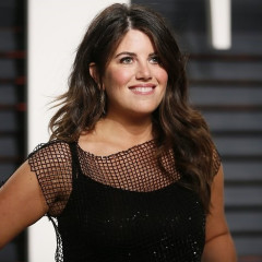 So Monica Lewinsky Partied At The Oscars...