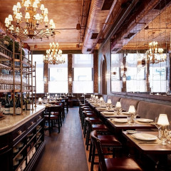 The 27 Classiest Restaurants Downtown