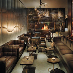 A Fireplace Escape In The Heart Of Midtown