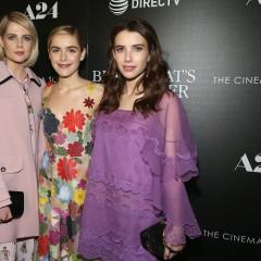 Emma Roberts & Kiernan Shipka Are Terrifying In