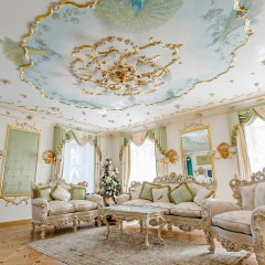 Inside The Extravagant Homes Of Russian Oligarchs