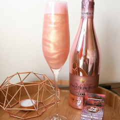 Introducing: Rose Gold Shimmering Prosecco