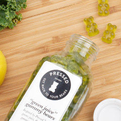 Green Juice Gummy Bears Are Here For You Faux Fitness Freaks