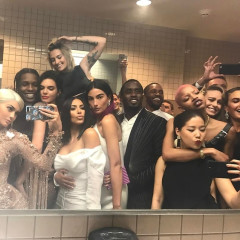 20 Epic Celebrity Instagrams From The 2017 Met Gala