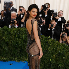 Video: Some Naked Dude Crashed The Met Gala